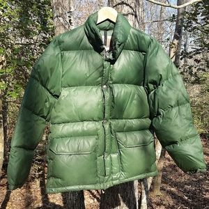 The North Face Vintage Down Jacket